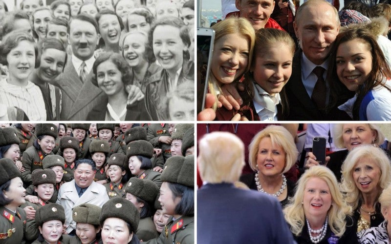 dictators and their groupies